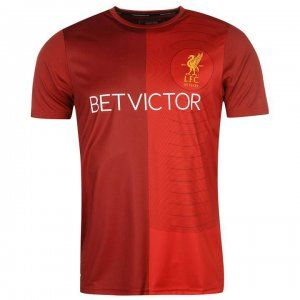 2017 Training Jersey Liverpool FC Replica Red Shirt [AFC362]