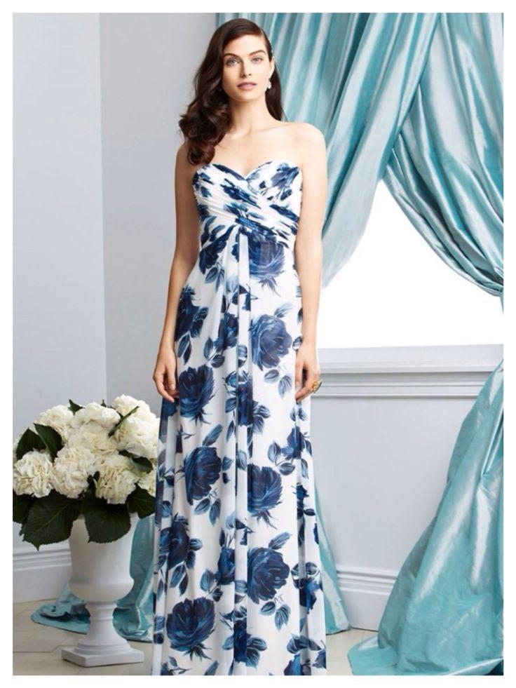 18 best Dessy Collection images on Pinterest   Bridal dresses ...