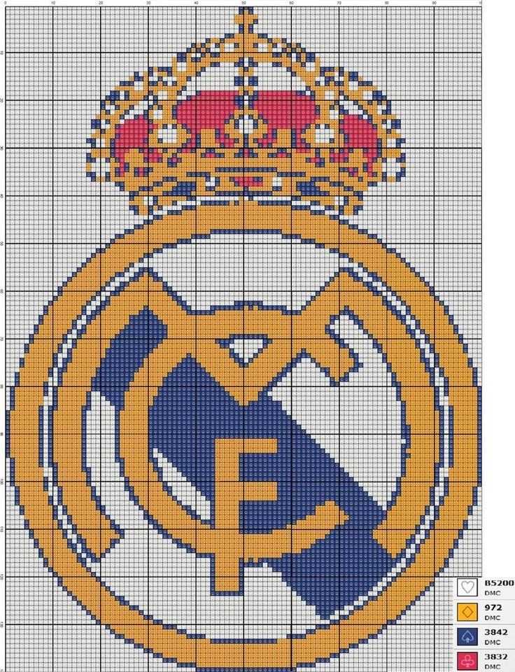 It`s kinda big...^^` but I couldn`t make it smaller cause then the details looked worse than now :/ 100x140 stitches If someone could make smaller one for me, please