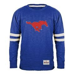 We will use this for our Men's/ Unisex selection. Pricing may dictate if we make it softball specific or both softball/baseball vintage Mustangs mascot spirit wear -