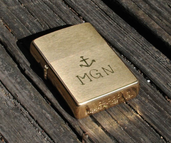 Hand-Engraved Zippo Lighters   Cool Material
