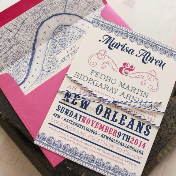 999 best serendipity beyond design blogs images on pinterest new orleans wedding invitation stopboris Image collections
