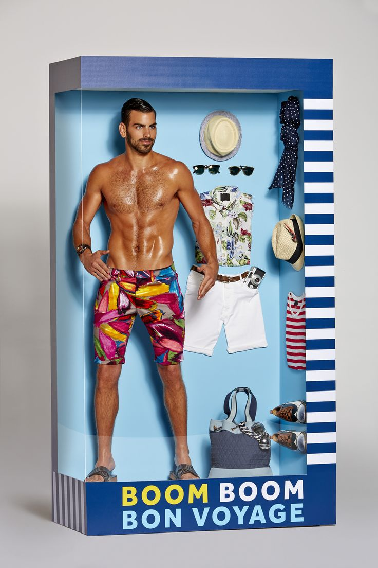 Nyle DiMarco.Living Life-Size dolls photoshoot by Erik Asla for ANTM Cycle 22 Episode 8.