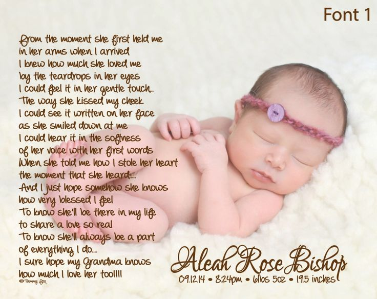 Grandmas First Mother's Day Gift Personalized Poem  8x10/11x14  Poetry Print by foxcreationsonline on Etsy https://www.etsy.com/listing/230237128/grandmas-first-mothers-day-gift