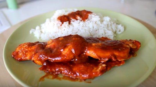 Курица вкока колеуникально инепривычно. Сам рецепт очень похож на блюдо с американской кухни, ведь…