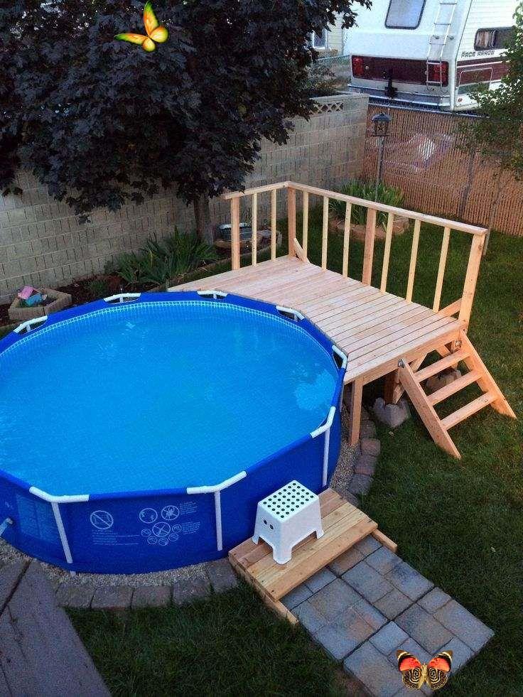 Pin On Inground Pool
