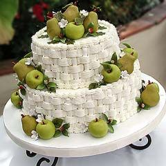 how to cut a round fruit wedding cake 68 best cakes fruits multi tier images on 15620