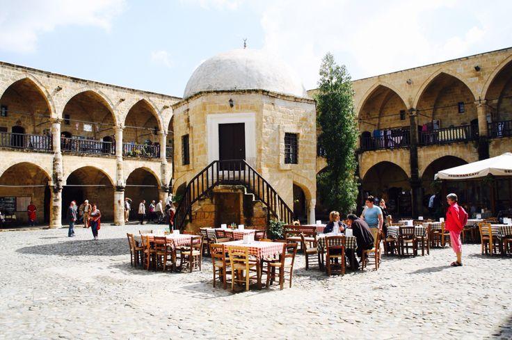 Buyuk Han, Nikozja, Północny Cypr/Buyuk Han, Nicosia, North Cyprus