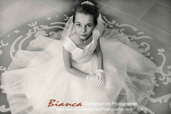 First Communion Photography - Gia's First Communion Photos ©Bianca Collins 2013 (www.BiancaContemp...)