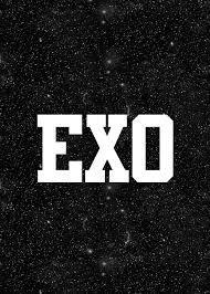 Resultado de imagem para exo logo wallpaper