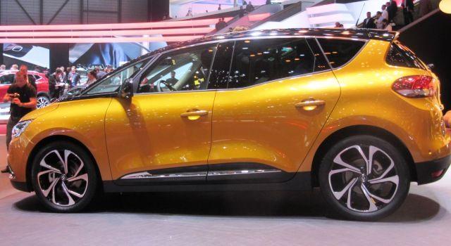 Nuevo Scénic, de Renault