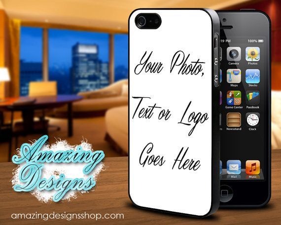 TOP RATED SELLER, Custom iPhone 5 Case, personalized iphone 5 case, custom iphone 5s case, personalized iphone 5s case, Make Your Own Case on Etsy, $9.95