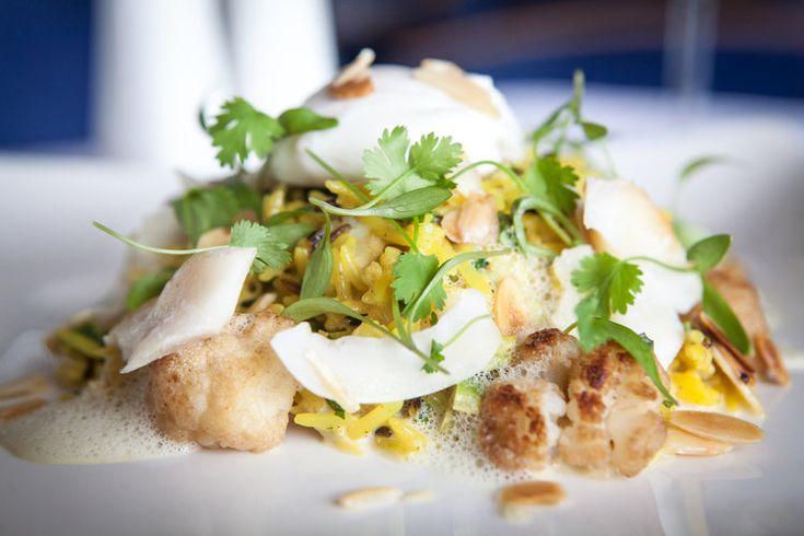Fish & Tilda Rice | Professional Food Photographer | Sands Cafe, Saunton Sands