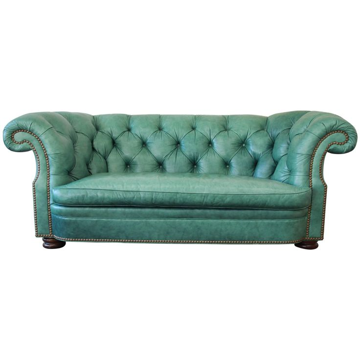 Hancock And Moore Tufted Leather Sofa: Best 25+ Teal Leather Sofas Ideas On Pinterest