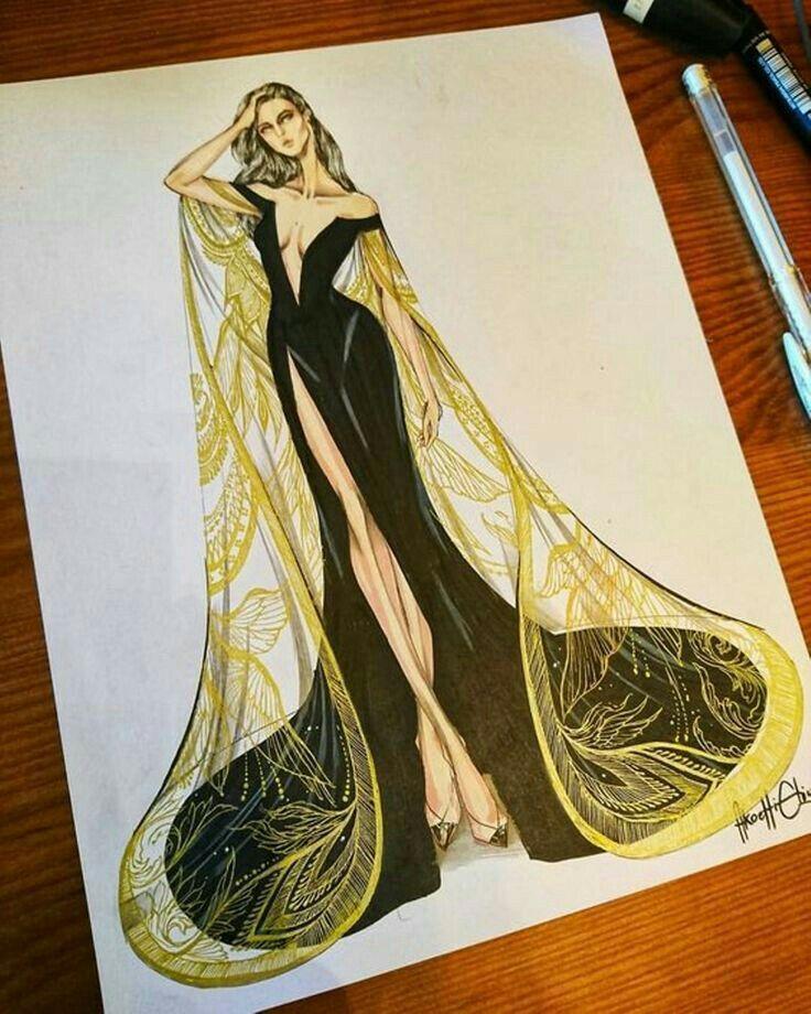 Pin By Aditi On Fashion Designs Fashion Drawing Dresses Fashion Illustration Dresses Fashion Design Sketches