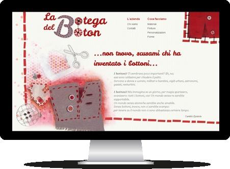 Siamo veramente orgogliosi della grafica della Botega del Boton che è stata dapprima realizzata a mano attraverso un collage di bottoni, fogli colorati e altri materiali. http://www.mediarete.it/portfolio/la-botega-del-boton