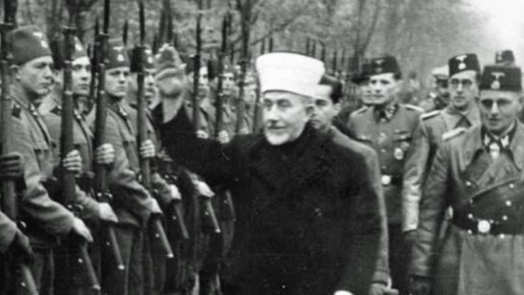 The Mufti, Hitler and the Palestinians: The Facts
