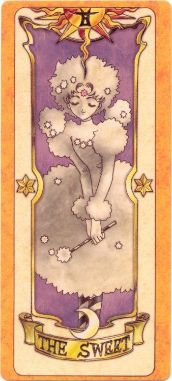 Clow card 30- The Sweet