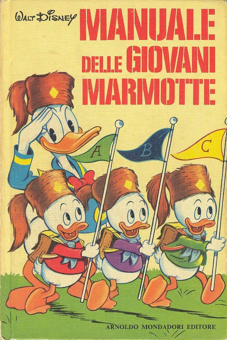 Manuale delle giovani marmotte....non me l'hanno mai voluto regalare! #disegnibambini