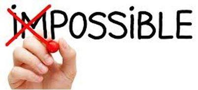 Tidak Ada Mustahil