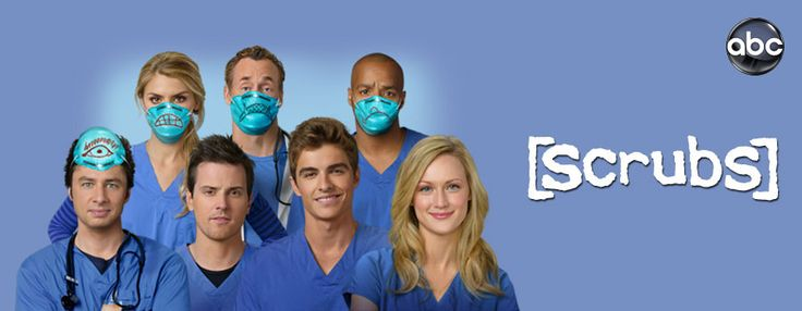 scrubs season 9 cole - Google Search
