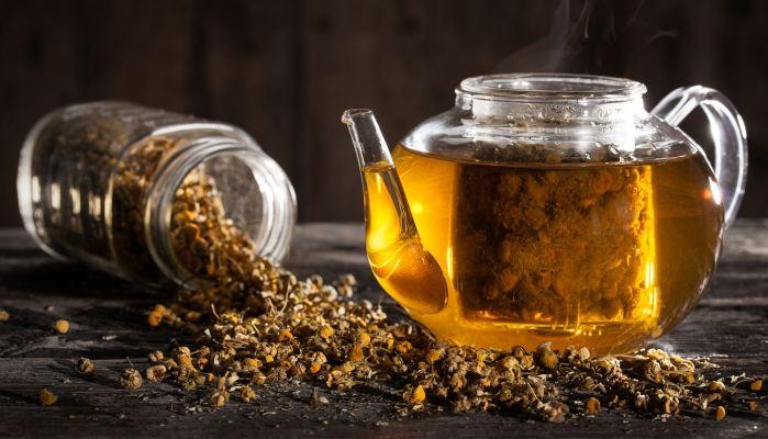 Lemon Chamomile Hair Rinse Recipe   Homemade Body Care Recipe   Cultures for Health
