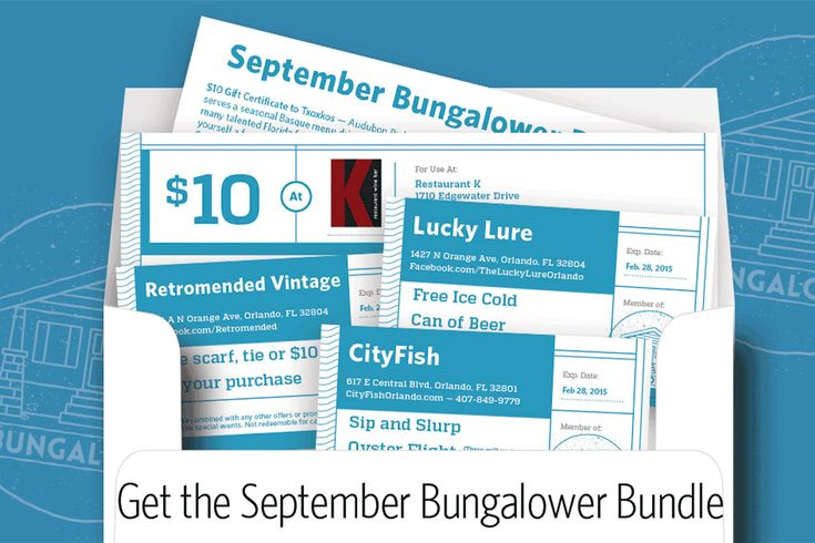 Bungalower | Cratejoy Subscription Box Marketplace