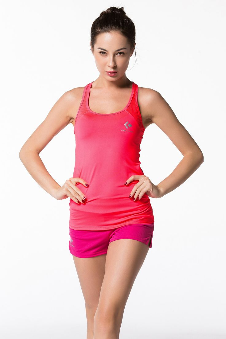 New Fitness Bodybuilding Tank Top Women Summer Gym Sports Vest Shirt Cover Yo-ga Womens Ladies Sport Clothing For Female Tops
