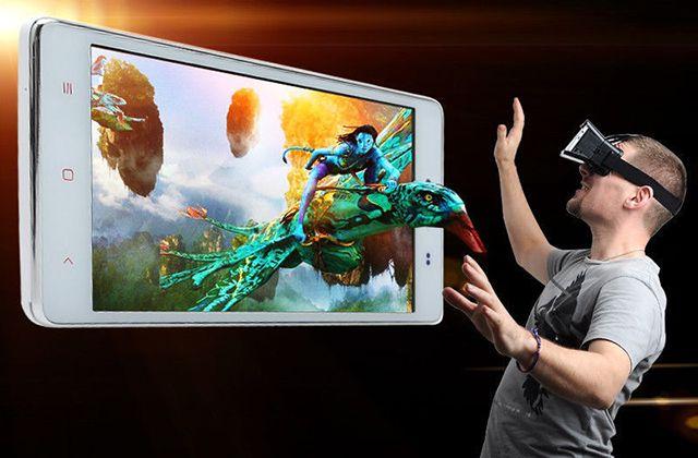 Glasses VR, il visore 3D per la realtà aumentata in saldo fino al 30 giugno a 14,99 € !!!! Solo su Ngmediasystem!!!!