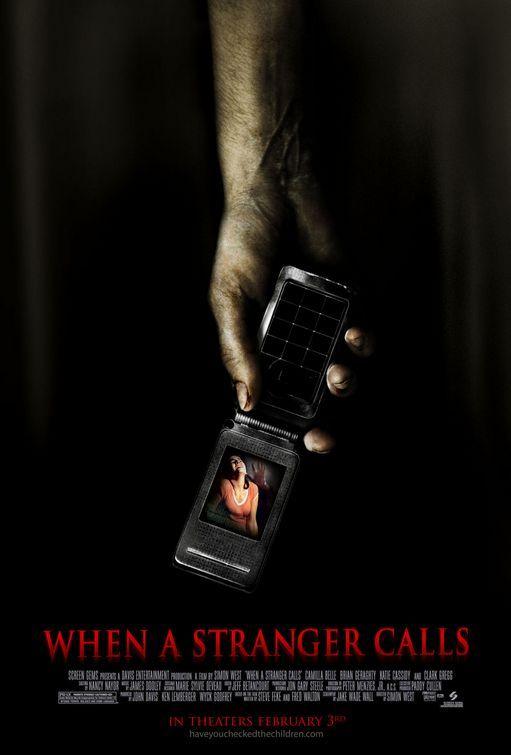 When A Stranger Calls (2006) 05/08/07