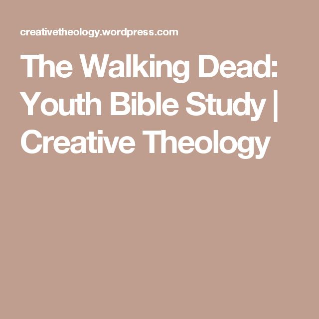 Bible Studies | Christian Youth Bible Studies