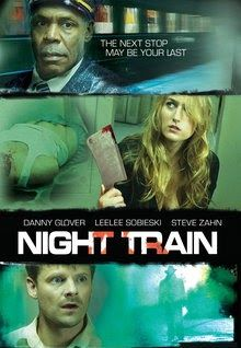 "FULL MOVIE! ""Night Train"" (2009)  ""Night Train"" (2009) When a veteran conductor (Danny Glover), a young pre-med student (Leelee Sobieski) and a struggling salesman (Steve Zahn) discover a dead body onboard a night train, the three strangers find themselves on a collision course with destiny. 