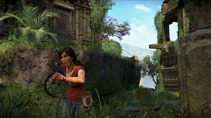 Giant Bomb Quick Look - Uncharted: The Lost Legacy