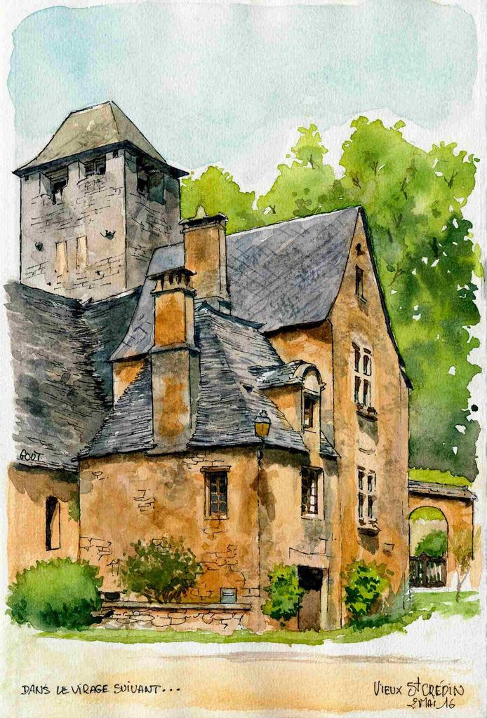 Vieux St Crépin , | by Cat Gout