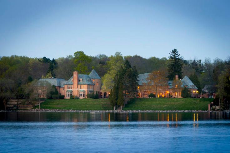 800 N Lake Rd, Oconomowoc, WI 53066 is For Sale - Zillow | 15,222 sf | 8 bed | 15 total baths | 1.16 acres | built 1928 | 3,695,000 USD