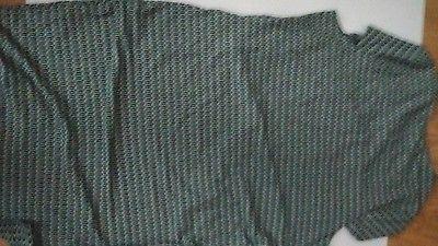 pattern bodycon dress River island size22