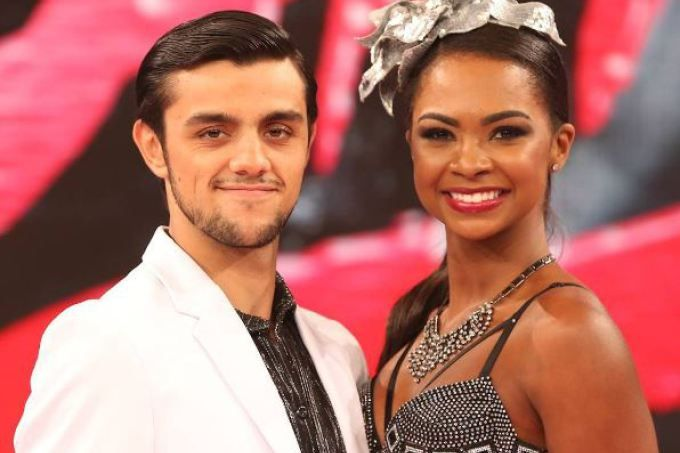 Felipe Simas é o vencedor da Dança dos Famosos 2016