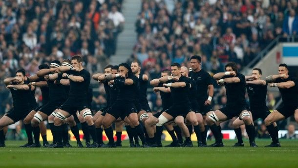 Pictures: Rugby World Cup Final