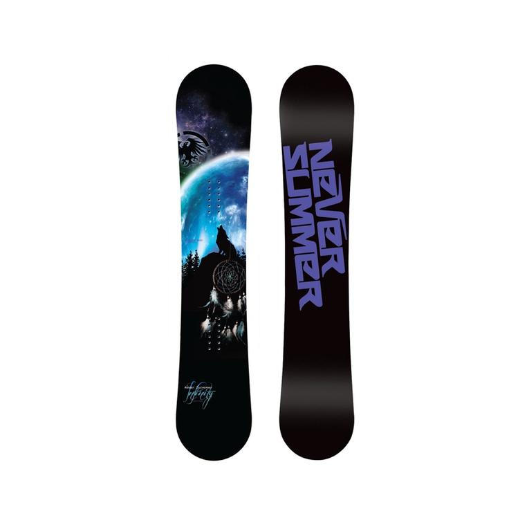 Never Summer Womens Infinity 147 (2013)   Never Summer Snowboards