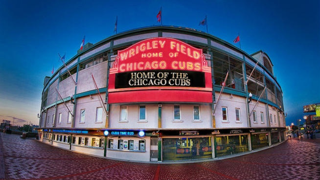 Rosemont Mayor Pitches New Stadium for Cubs  Cubs chairman Tom Ricketts wants to renovate Wrigley but is asking for city's help
