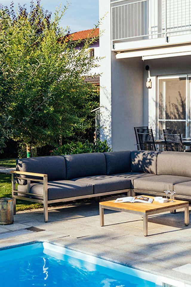 Gartenlounge Gomera Sun Rain Von Diamond Garden Zum Wohlfuhlen Gartenmobel Gartenlounge Terrasse Garten Sommer Lounge Mobel Lounge Garten Lounge