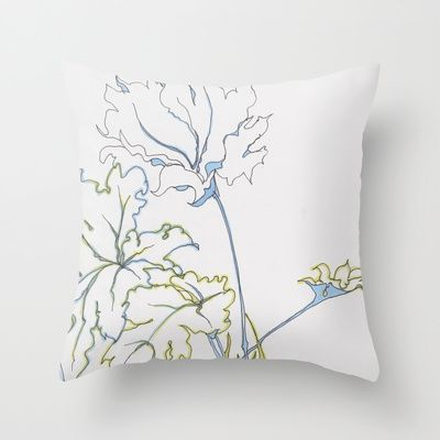 philodendron pillow. $27.00