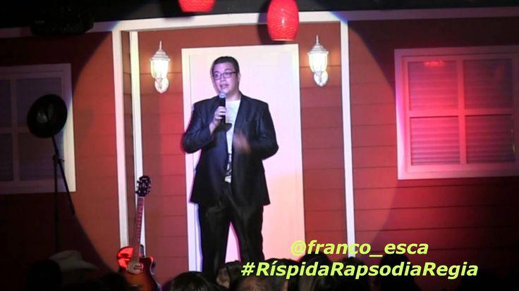"""Franco Escamilla.- """"Amigos incómodos"""",""""Grupos de whatsapp"""" y """"Reglas de ..."""