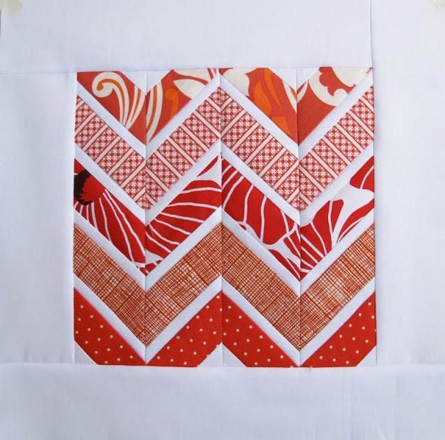 (7) Name: 'Quilting : Sharp Chevrons Templates