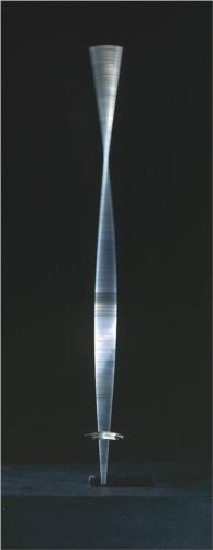 Kinetic Construction (Standing Wave) - Naum Gabo
