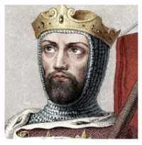 "Louis VII Capet ""le Jeune"" King of France (-1180)"