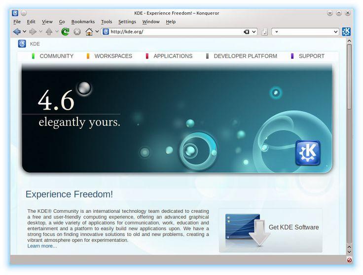 Best Linux-Unix Browsers List.