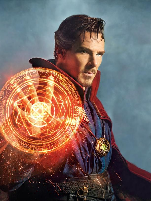 Does Benedict Cumberbatch's costume in Doctor Strange reveal the future of the Marvel universe?