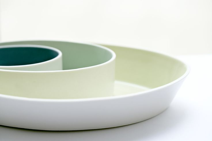 esther elisabeth keramik porcelæn skål