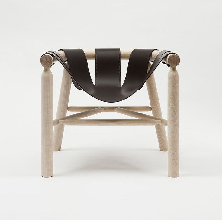 NINNA Armchair By Carlo Contin For Adentro